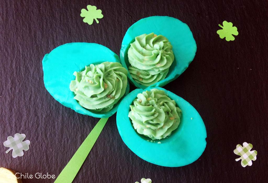 En Saint Patrick Todo Se Tiñe De Verde, ¡hasta Los Huevos!