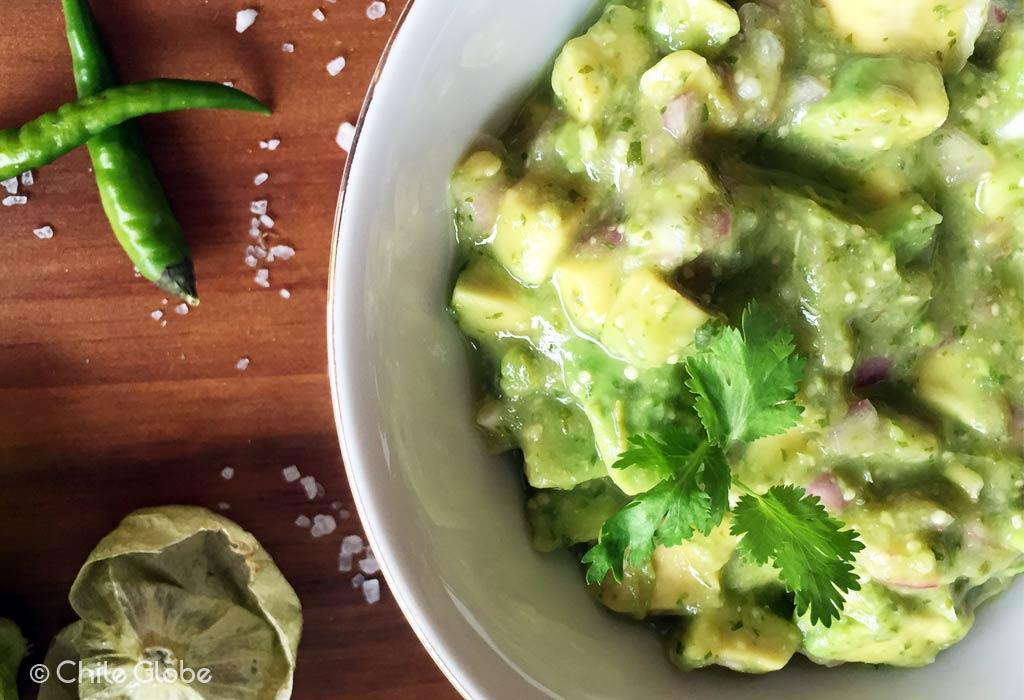 Verdes Son Los Chiles Y Verdes Son Los Tomates: Salsa Verde