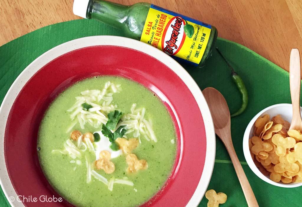 Chileglobe-saint-patrick-sopa-cilantro
