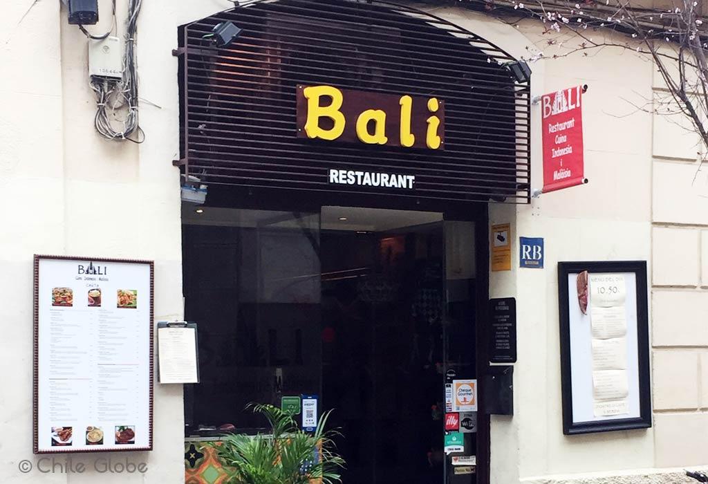 Viaje Gastronómico A Indonesia Sin Moverse De Barcelona
