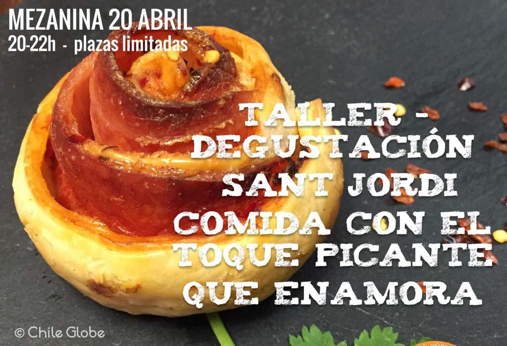 Chileglobe-taller-picante-sant-jordi