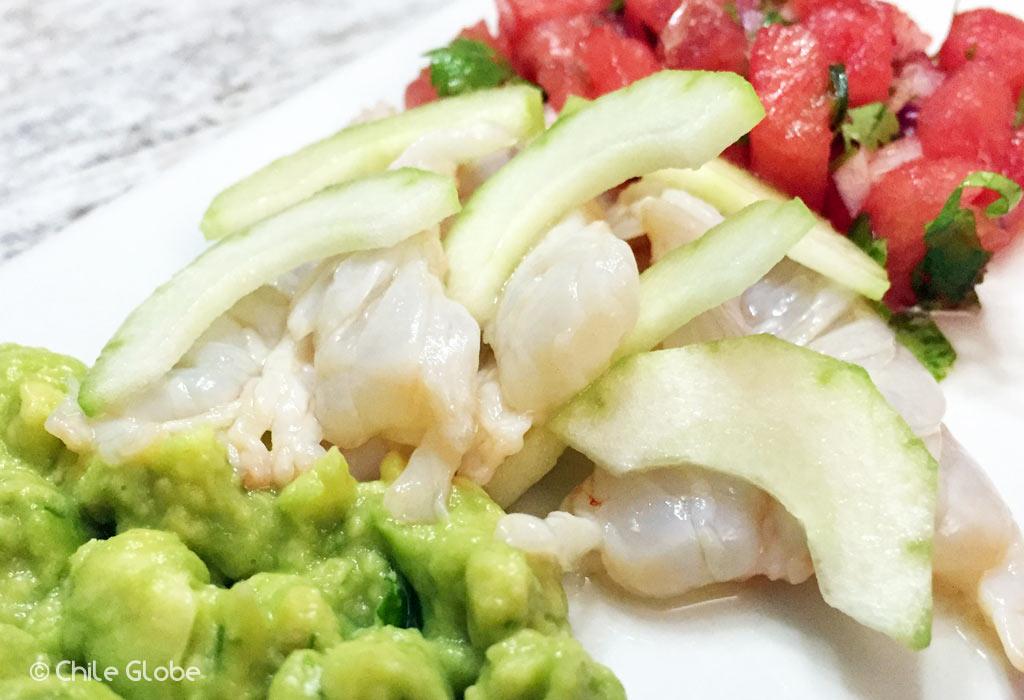 Delicioso Platillo Tricolor